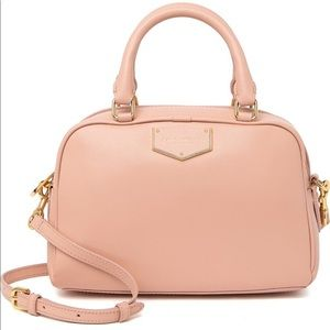 Marc Jacobs Voyager Leather Mini Satchel, NWT